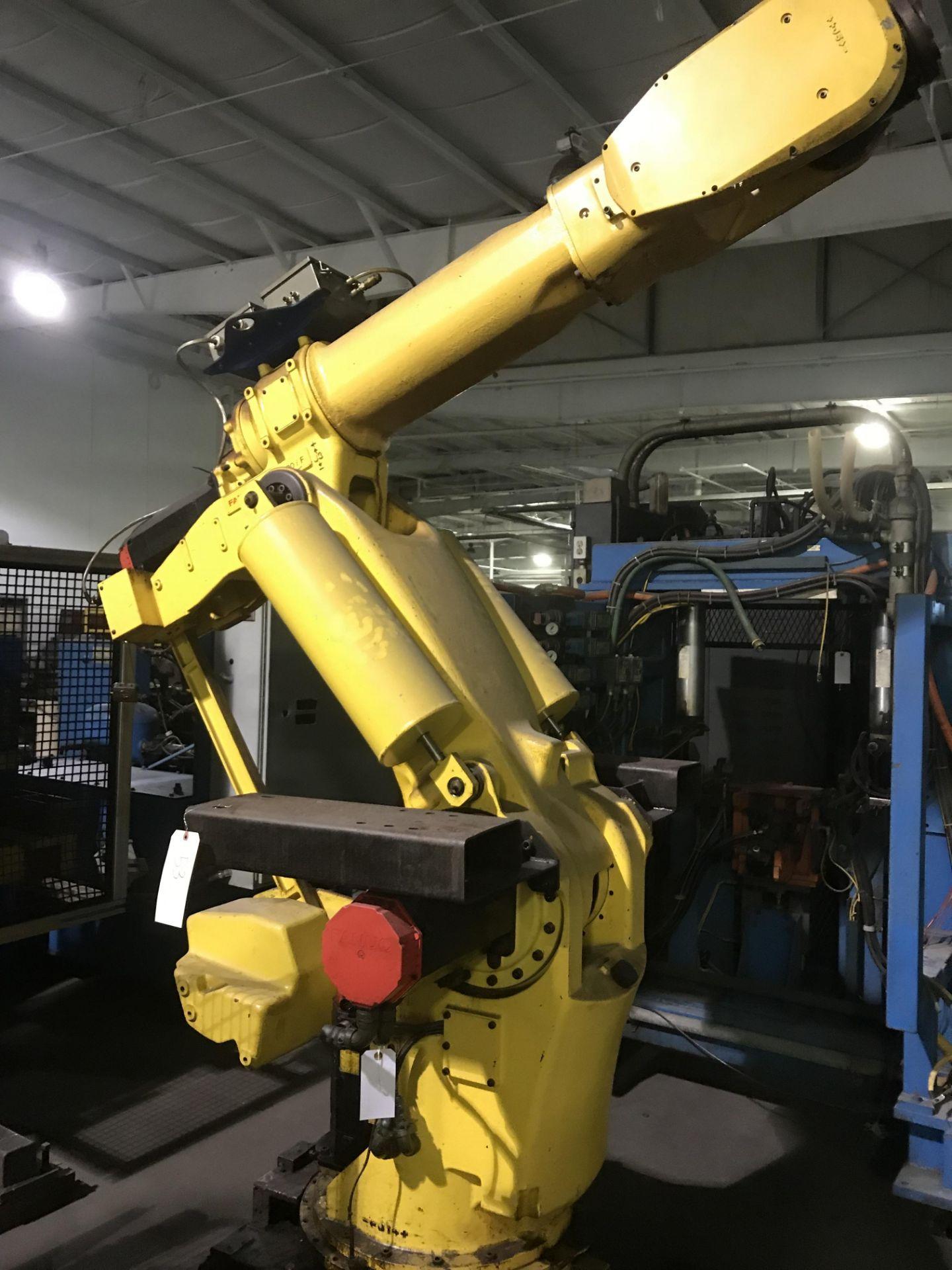 Fanuc Multi Axis Robot