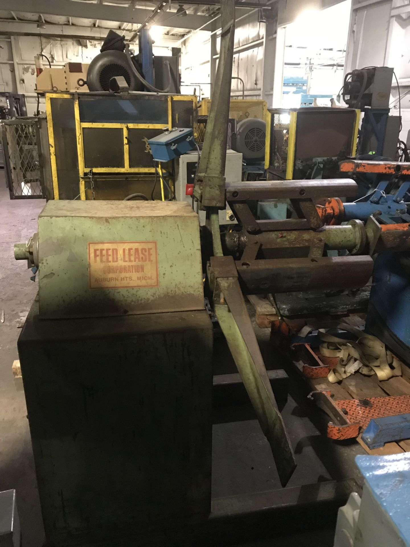 Feed Lease Uncoiler - Image 2 of 2