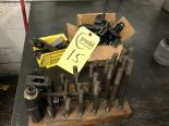 Lot 15 - MISC CLAMPING