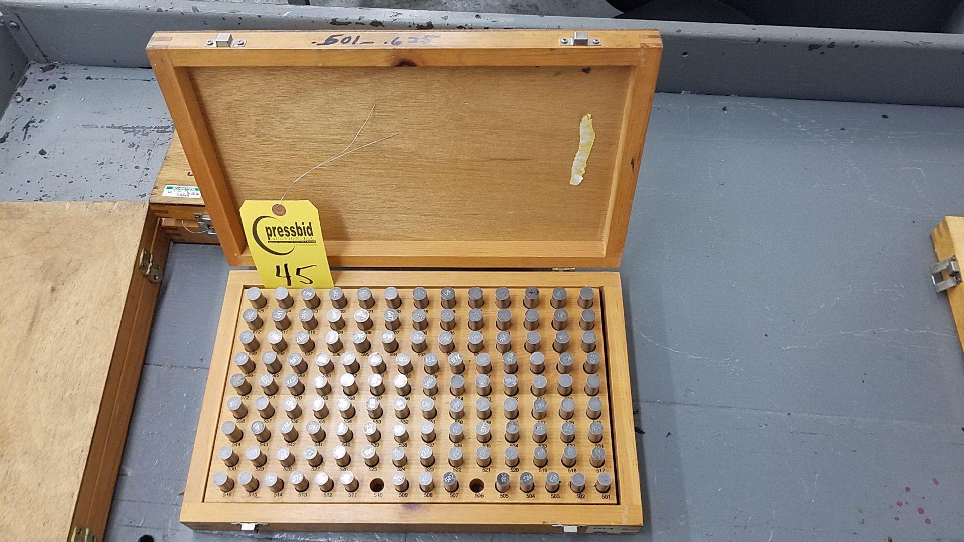 Lot 45 - PINNACLE PIN GAUGES