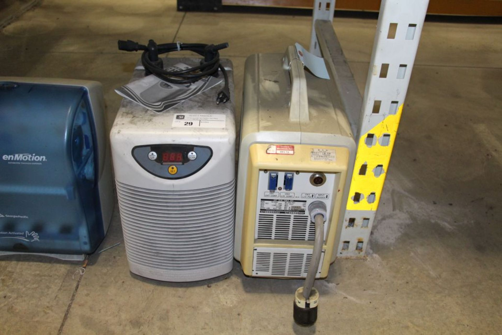 Lot 29 - Water Chillers (2)