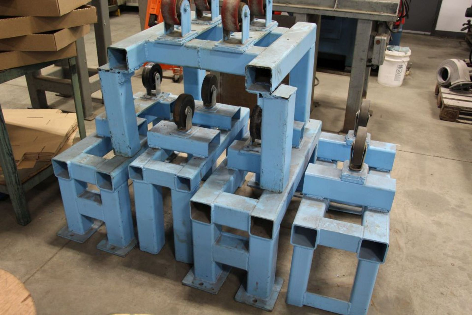 Lot 9 - Pipe Stands (5)