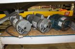Lot 23 - Electic Motots / Oxygen Pumps