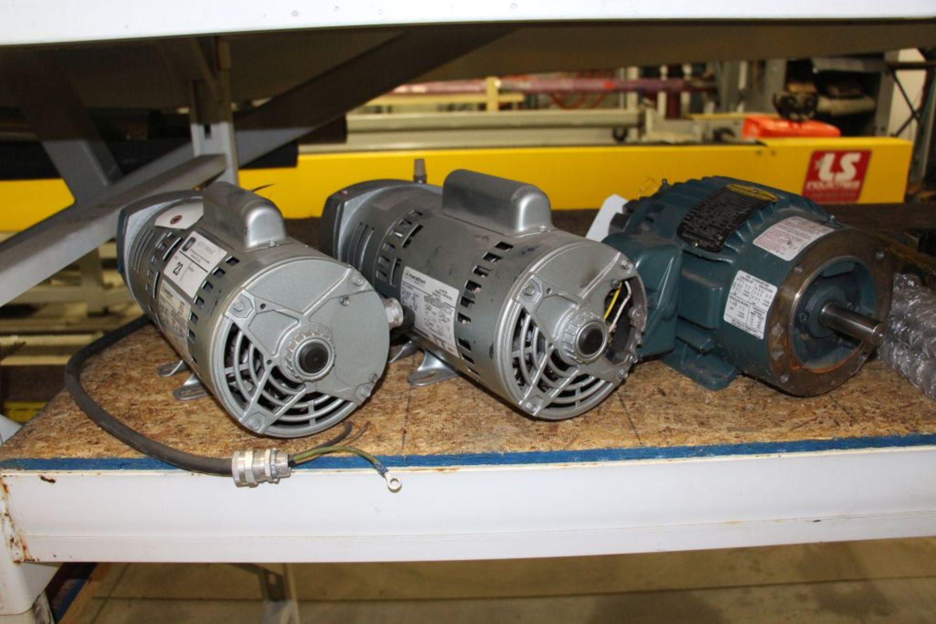Lot 23 - Electic Motots / Oxygen Pumps
