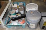 Lot 50 - Paint & Supplies