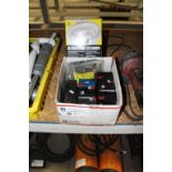Lot 39 - JM-6M4.5AC Lead Acid Batteries & Ultrasonic Driver