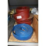 Lot 45 - Collapsible Hoses & Ductwork
