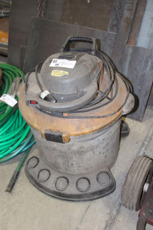 Lot 55 - Wet/Dry Vacuum