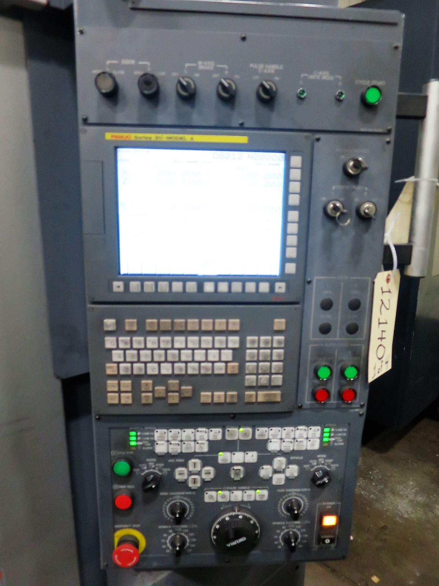 Lot 27 - Okuma 2SP-150HM Twin Spindle 3-Axis Turning Center w/Live Milling, S/N 156690, New 2011
