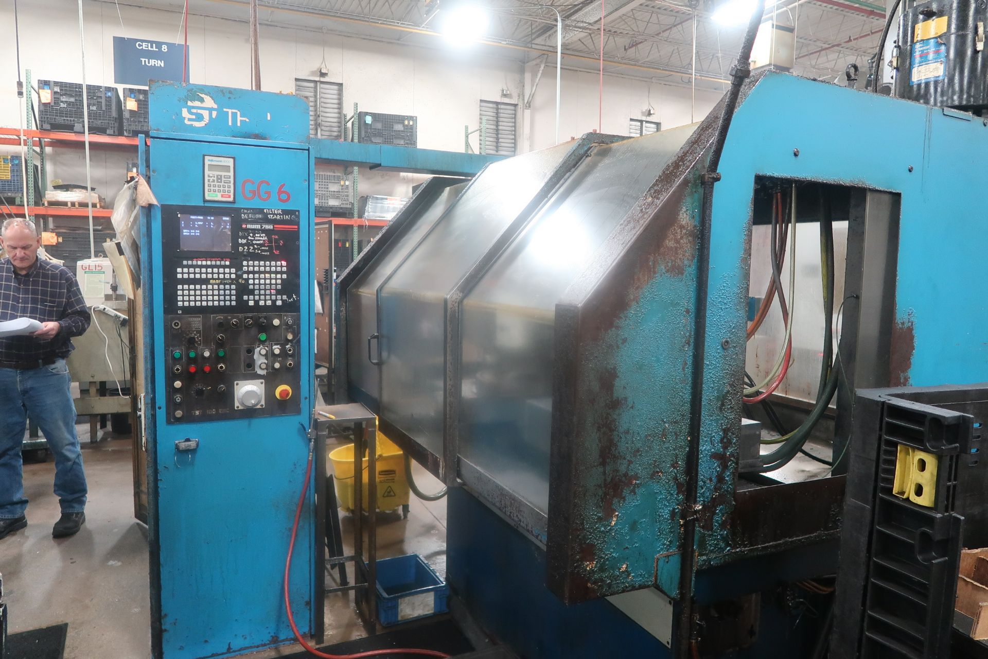 Lot 10J - TRIPET TST 100 CNC INTERNAL GRINDER