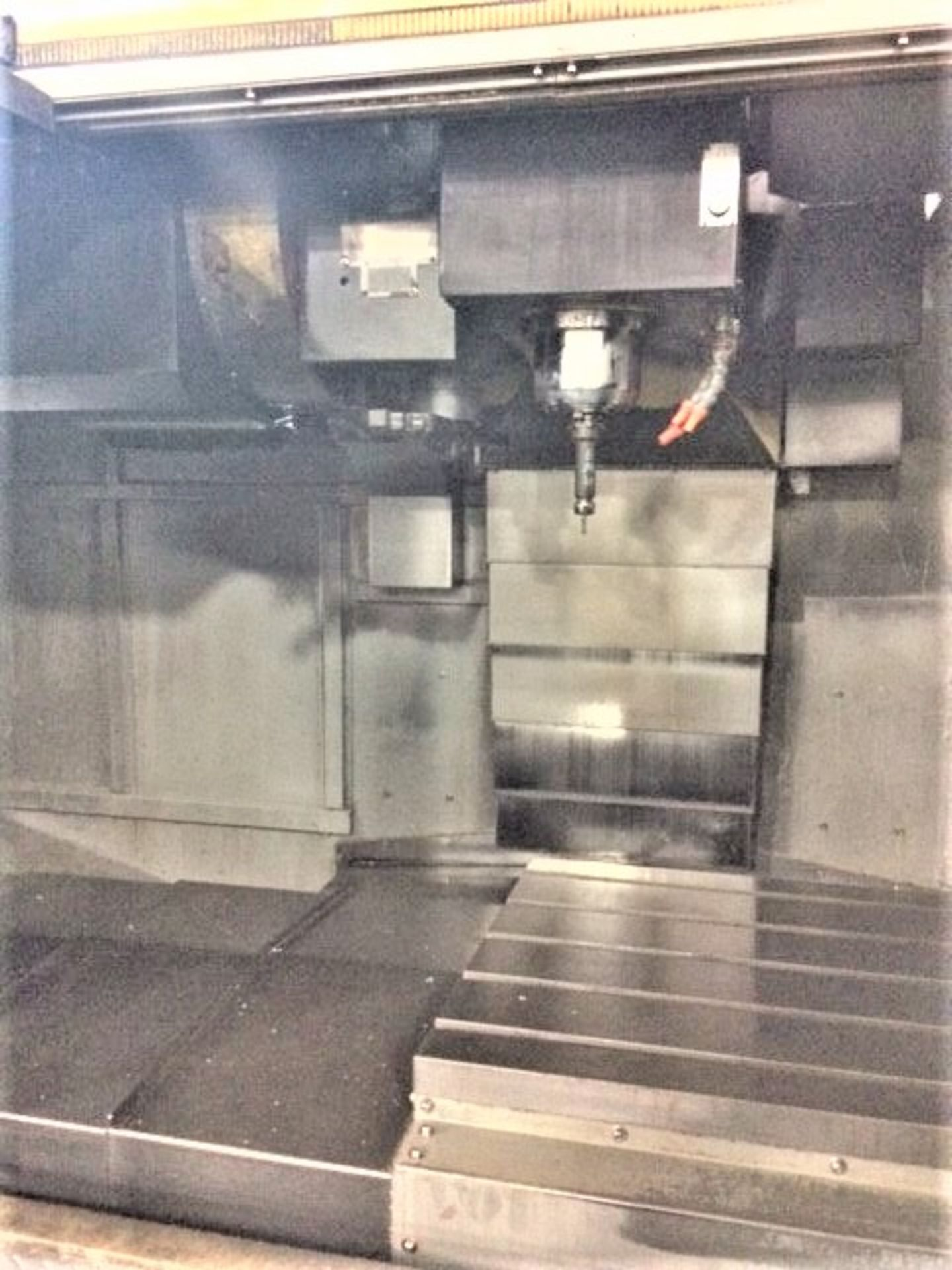 Lot 42 - Toyoda FV-1365 CNC Vertical Machining Center, S/N 11048, New 2011