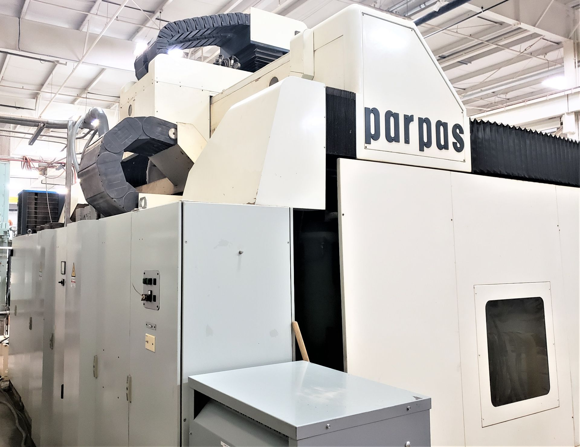 Lot 14 - Parpas Diamond 5-Axis Large Format Vertical Machining Center, S/N 3089609, New 2003