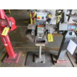 "Lot 2 - SEARS 6"" DE PEDESTAL GRINDER"
