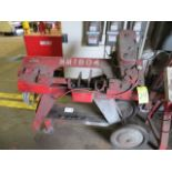 "Lot 24 - 8"" x 16"" MOBILE HV BAND SAW"