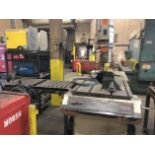 Lot 97 - MARVEL 8-MARK II VERTICAL TILT BAND SAW, S/N 826264-W
