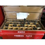 "Lot 0G - TURBINE TAP JOBSITE BOX (INCLUDING 1"" - 6"" TAPS)"