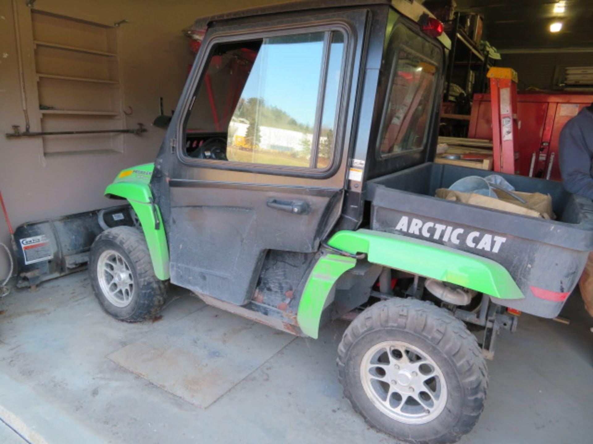 Lot 0C - ARCTIC CAT 4WD ALL-TERRAIN VEHICLE