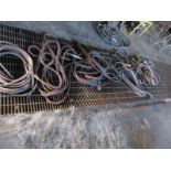 ACETYLENE AIR LINES W/ TORCHES