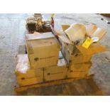 (5) SPRAYING SYSTEMS 37965-4CF-SILCNB315-20