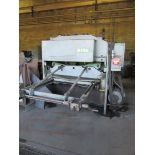 POWER SQUARING SHEAR, BELIEVED TO BE 3/8 IN, 4 FT, ROBG