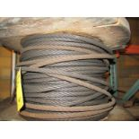 (3 )ROLLS OF WIRE CABLE