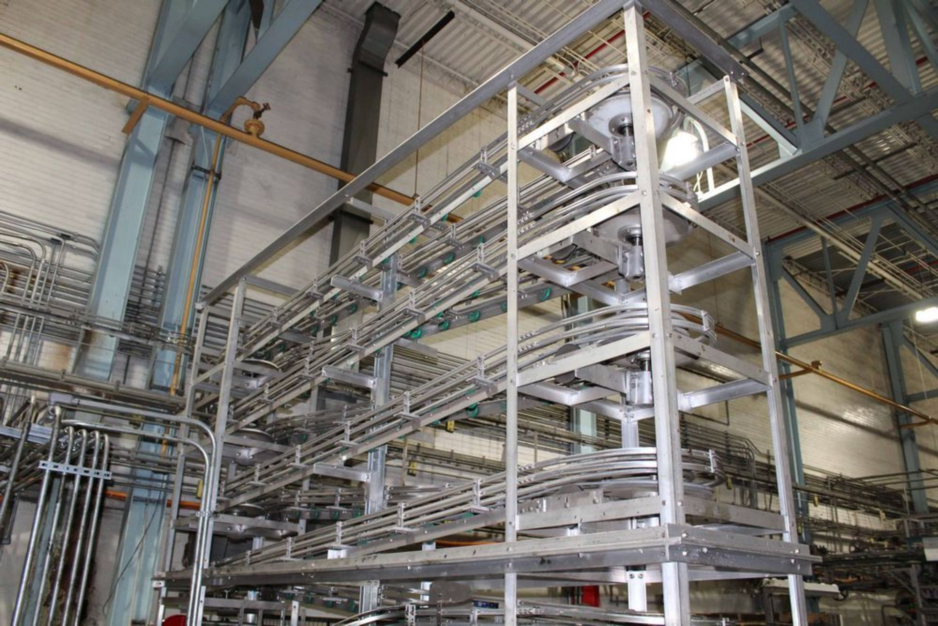 Lot 20632RB - Alpine Cableway Can Conveyor
