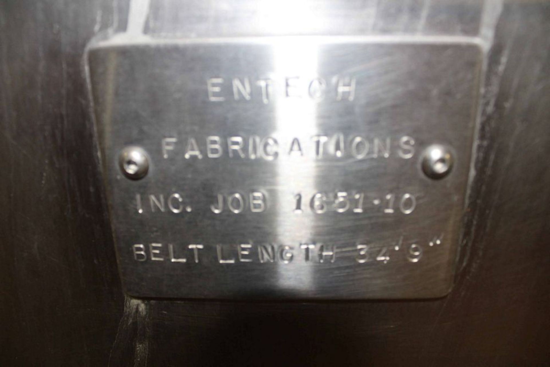 Lot 19177RB - Entech Fabrications Magnetic Can Elevator