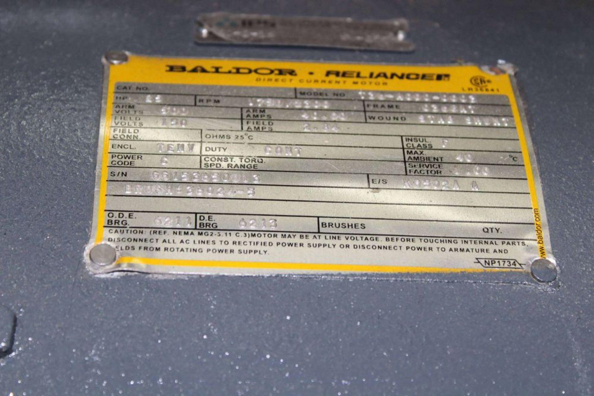 Los 727RB - Baldor Hydro Main Motor