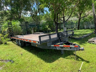 ABSOLUTE AUCTION  LAWN EQUIPMENT / TRUCKS / TRAILERS / MORE