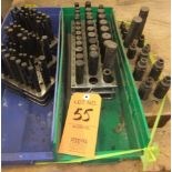 LOT: CENTER PUNCHES; TRANSFER PUNCHES