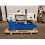 Lot 255B - Magnum BS-2012A Programmable Horizontal Band Saw - 20 X 12 inch CUTTING CAPACITY - MINT & UNUSED
