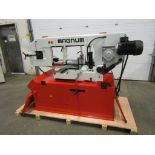 Lot 253 - Magnum BSM-1813 Mitering Horizontal Band Saw - 18 X 13 inch CUTTING CAPACITY - CNC capability with