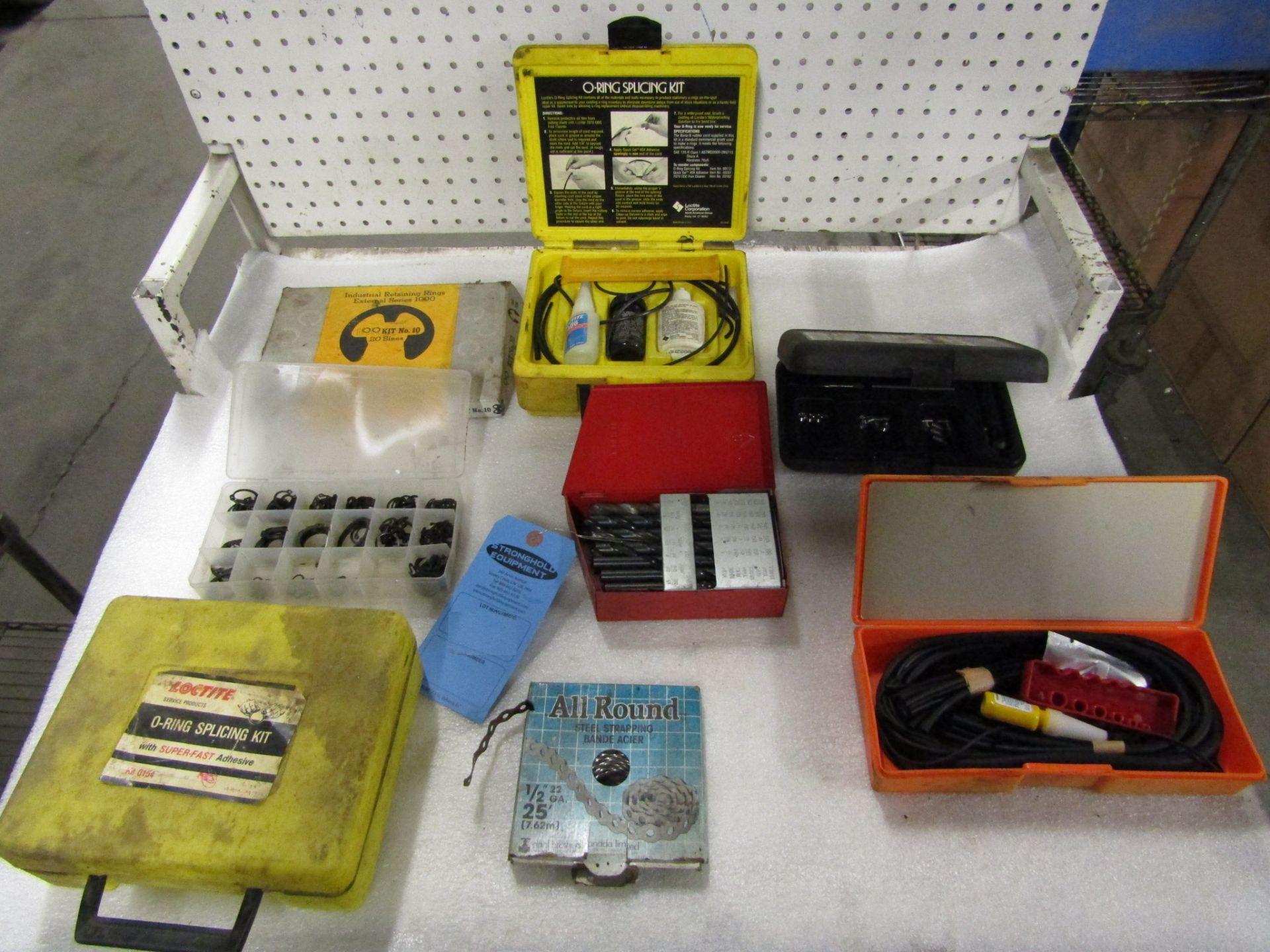 Lot 28 - Lot of Drill Bits