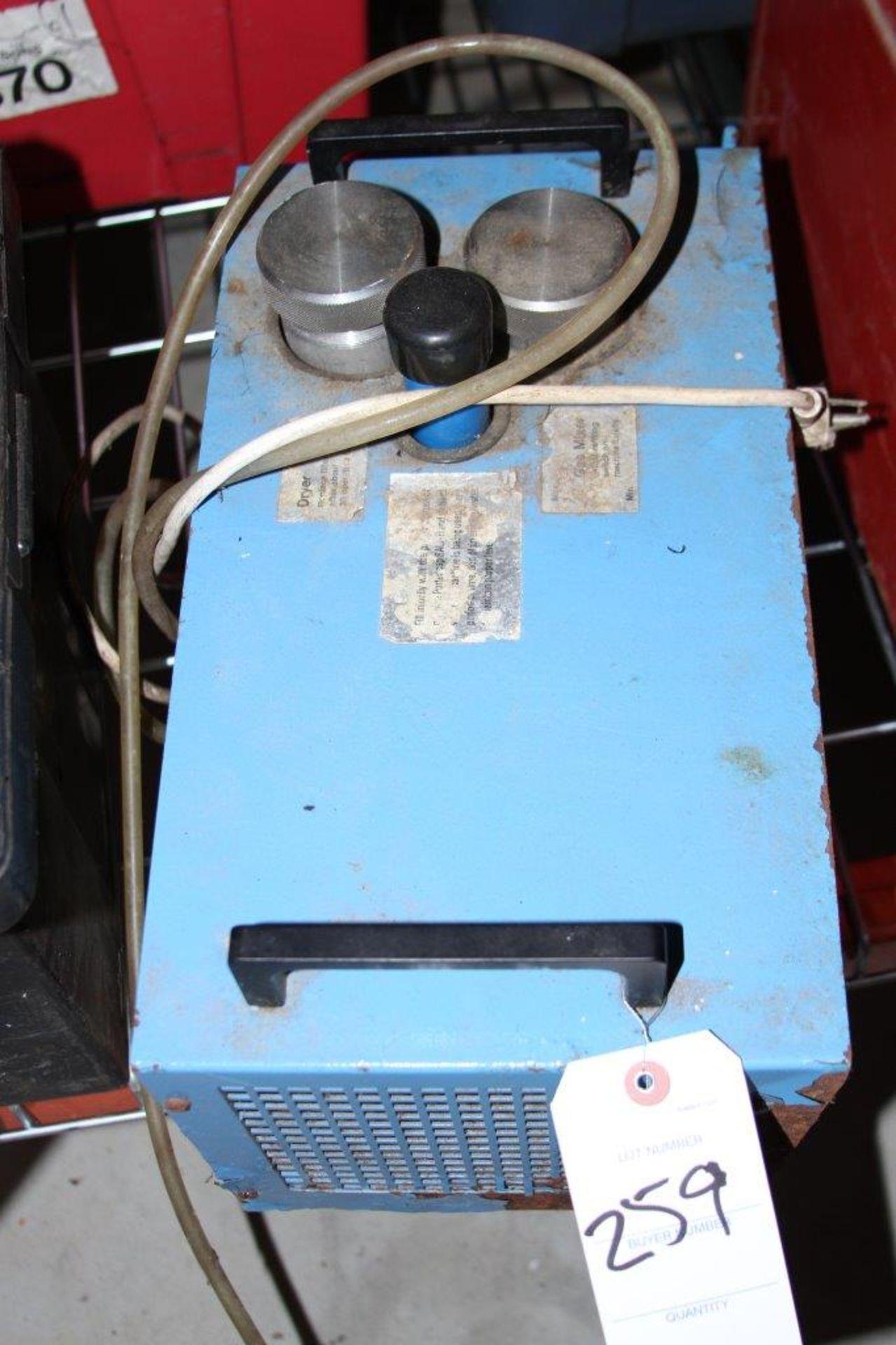 Lot 259 - Portescap Hydro-Torch Gas Generator