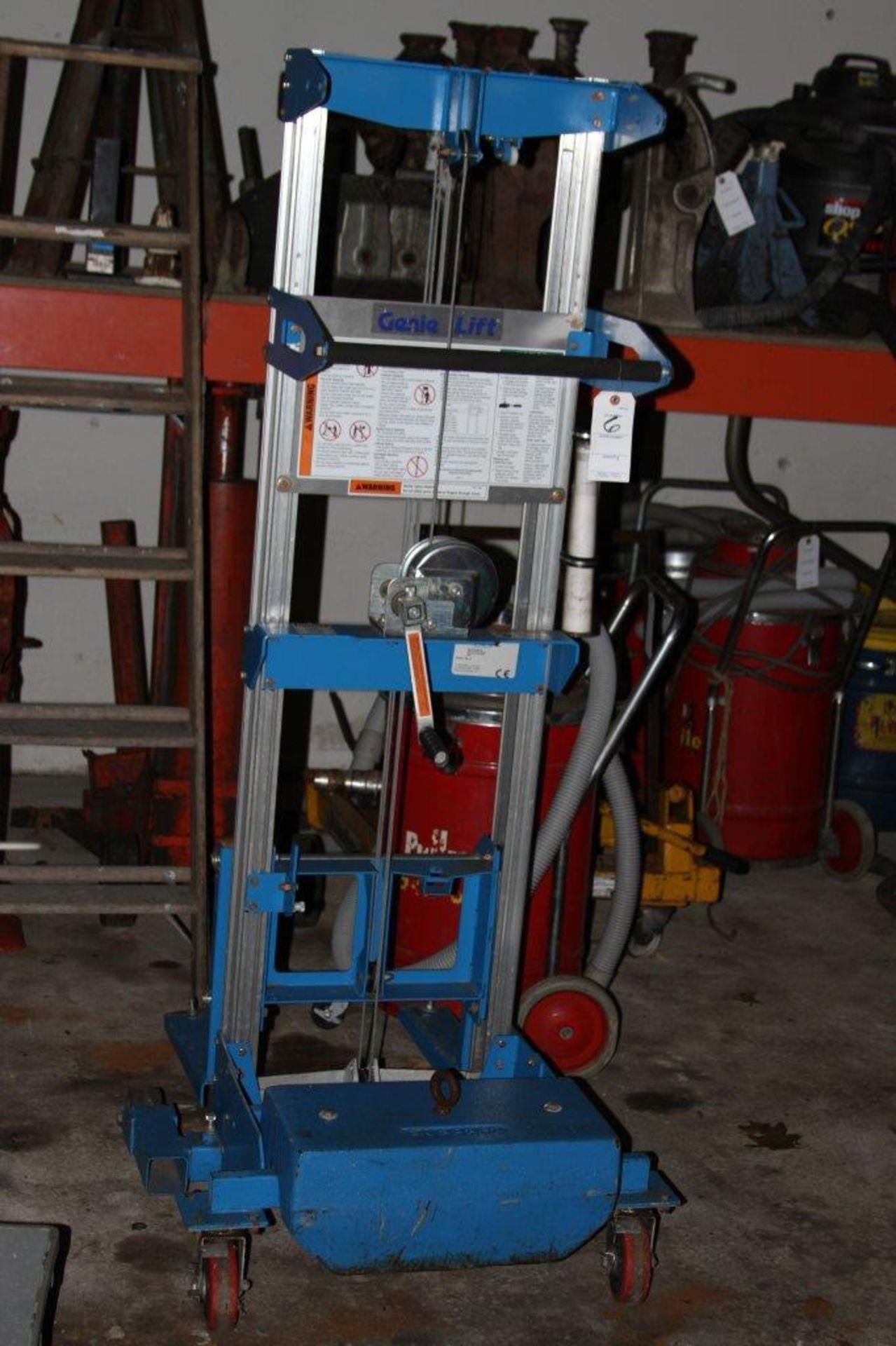Lot 6 - Genie Lift 400 Pound Capacity P/N 38362
