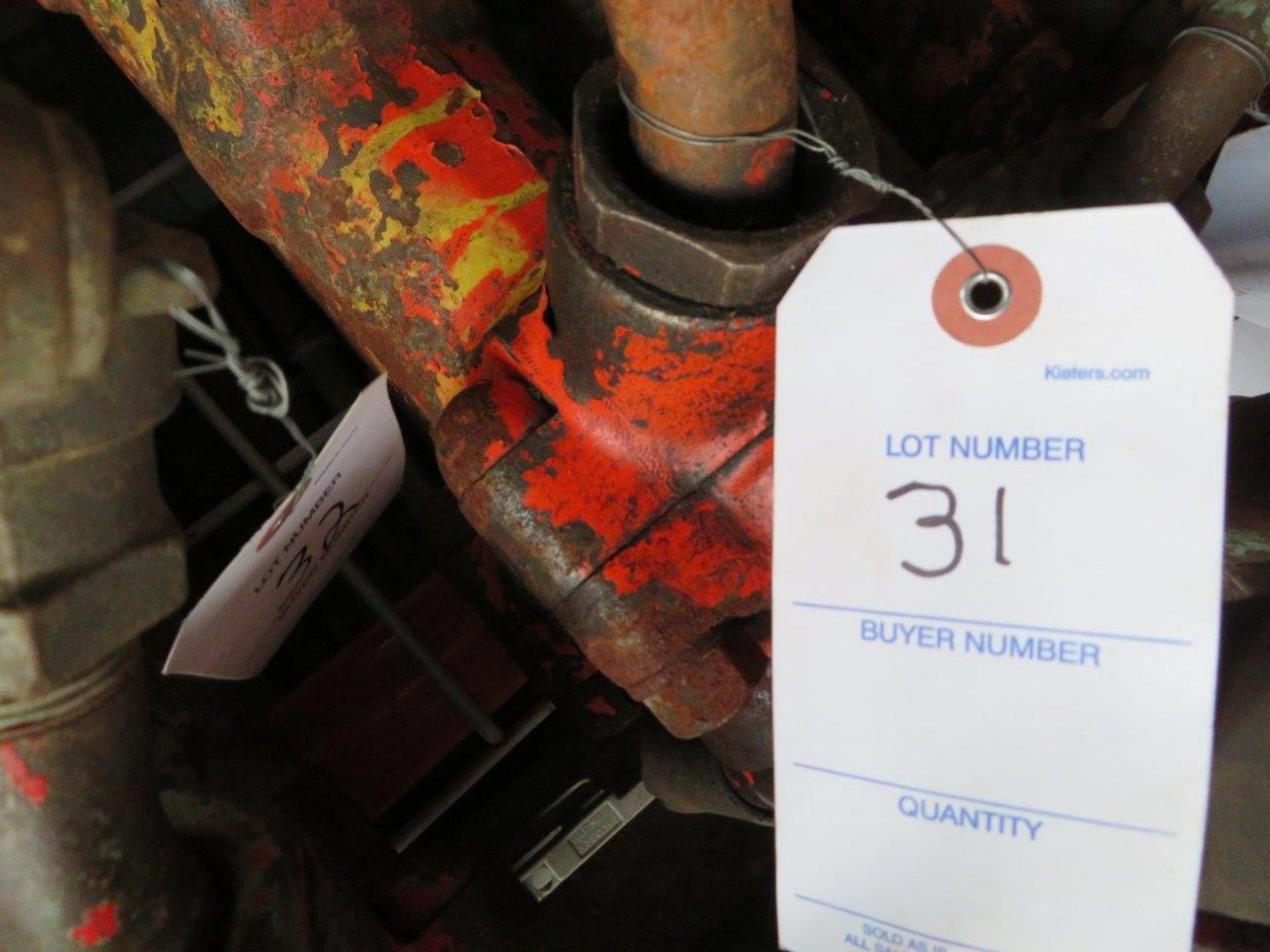 Lot 31 - (1) Central Pneumatic Jack Hammer