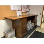 Lot 245 - 3-Door File Cabinets