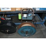 (Lot) Strapping Unit w/ Tools