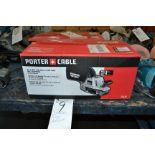 "Porta Cable 3"" x 24"" Belt Sander"