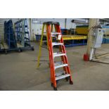 (Lot) (2) 6' Step Ladders