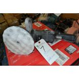 (Lot) Pro Series Electric Disc Sander/Buffer