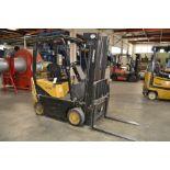 Pacwoo mod. CC15, 3,000lb LPG Forklift w/