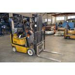 Yale mod. GLC030AFNAE082, 3,000lb. Forklift w/