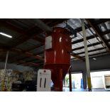 Cimme Hopper Separator w/ Air Pulse System
