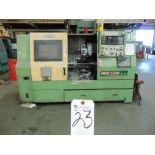 Mori Seiki mod. SL-25, CNC Spinning Lathe w/ Fanuc 10T CNC Controls (No Tooling); S/N n/a
