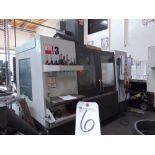 "(June 2015) Haas mod. VM-3, CNC Vertical Machine Center w/ 30"" x 48"" Table; S/N 1124212 (No Vise, No"