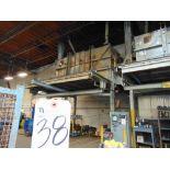 Car Bottom Furnace w/ Hydraulic Controls, Chain Driven, Asst# T-4-2, 1,000°F