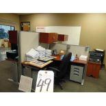 (Lot) Office Partitions (No Contents)