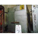 Gas Oven, 8' x 16' x 8' Tall, 400°F
