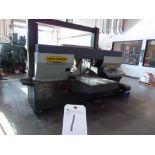 Mech mod. H-18A, Automatic Horizontal Hydraulic Band Saw, 10hp, Medium-Heavy Duty Metal Cutting w/